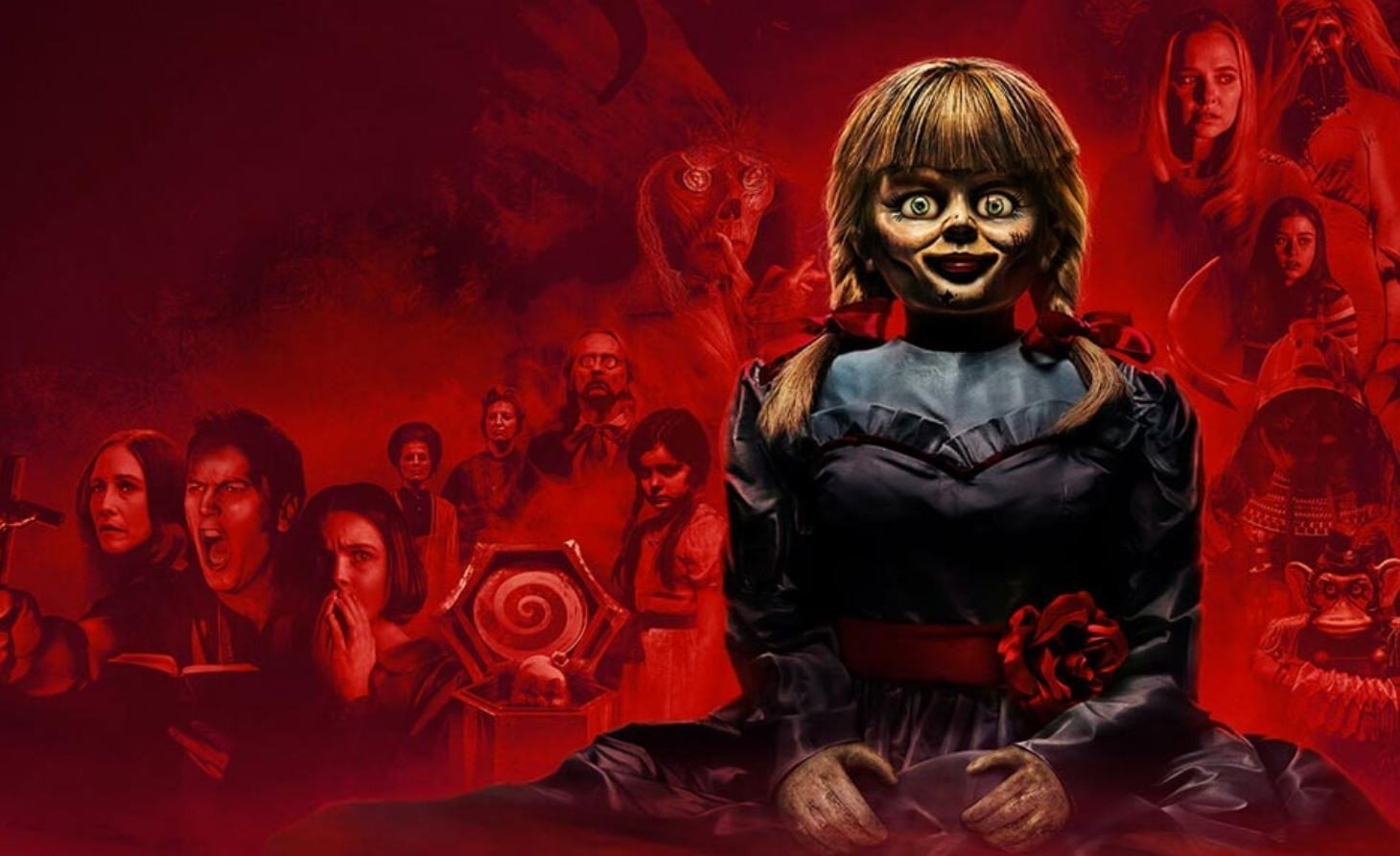 1-Annabelle Comes Home