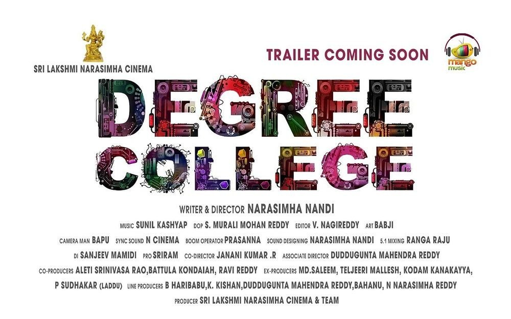 0-<p>Degree College</p>