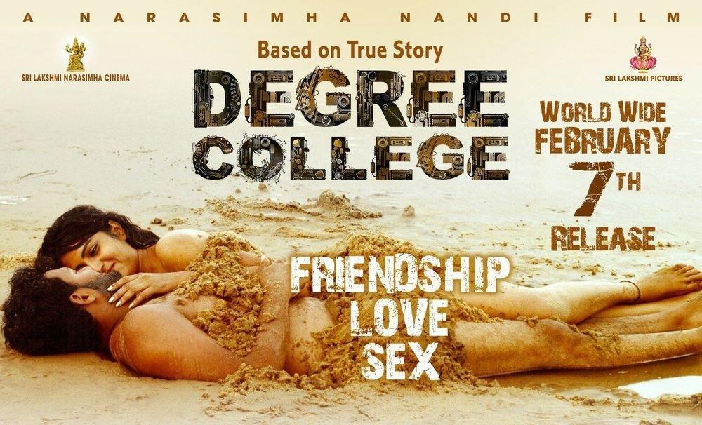 1-<p>Degree College</p>