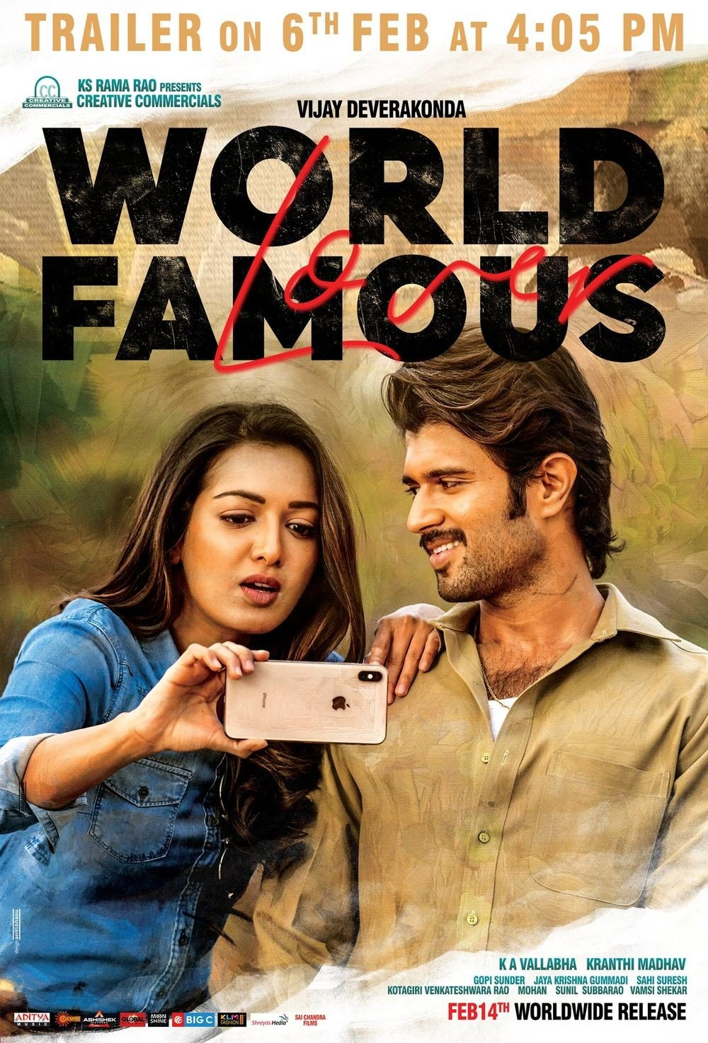 0-<p>World Famous Lover</p>