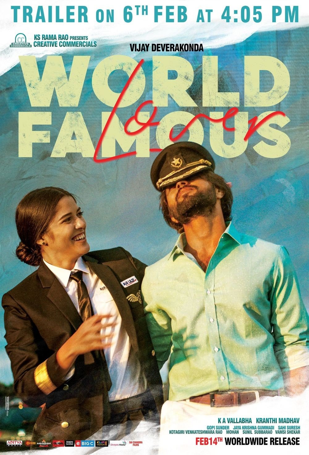 1-<p>World Famous Lover</p>