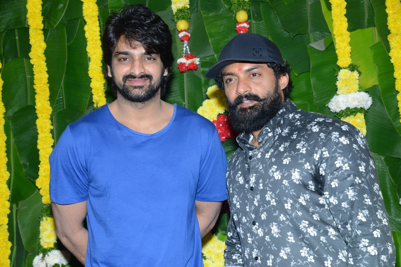 1-<p>Nagashaurya's new film</p>