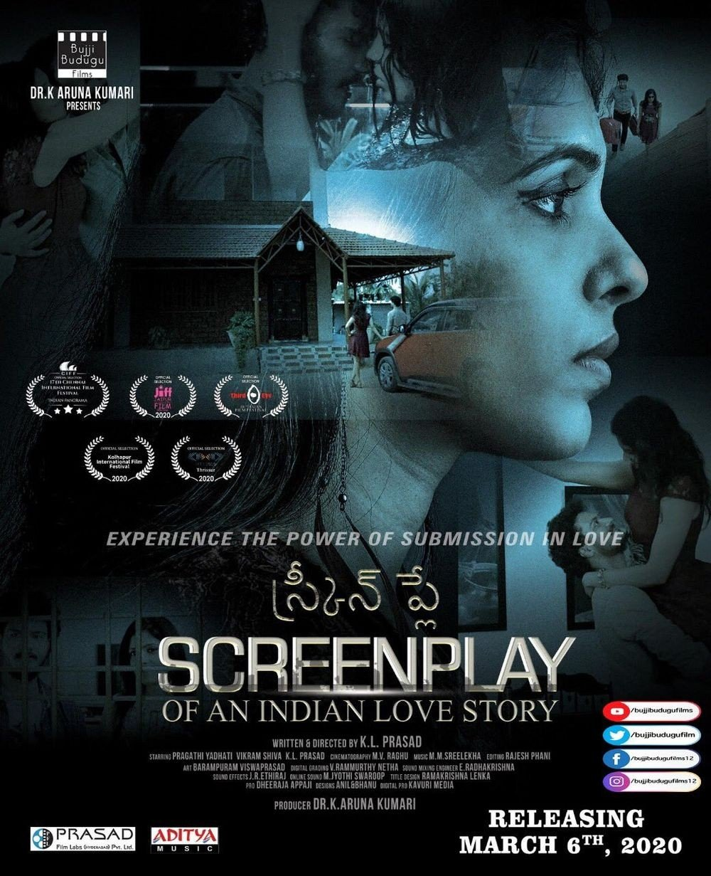 1-<p>Screenplay of an Indian Love Story</p>