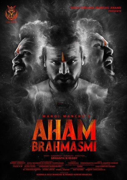 1-<p>Aham Brahmasmi</p>