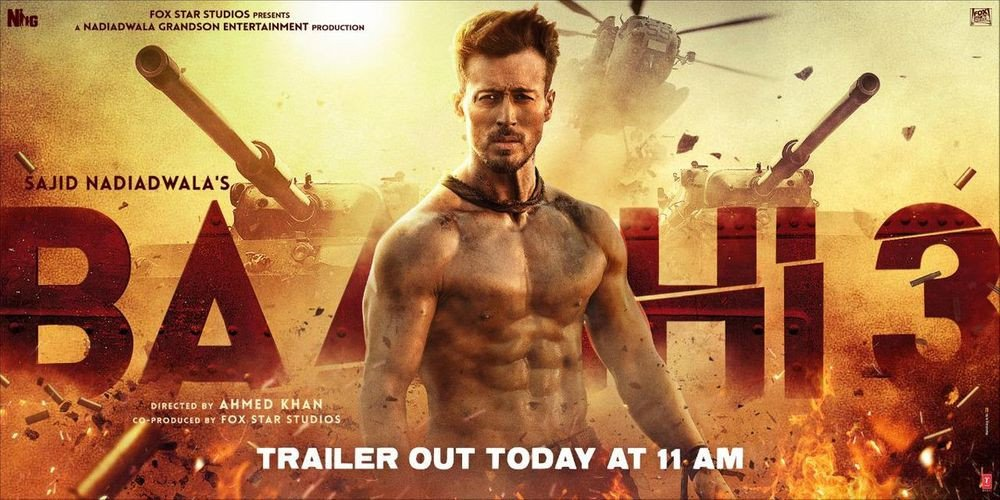 1-<h1>Baaghi 3</h1><p><br></p>