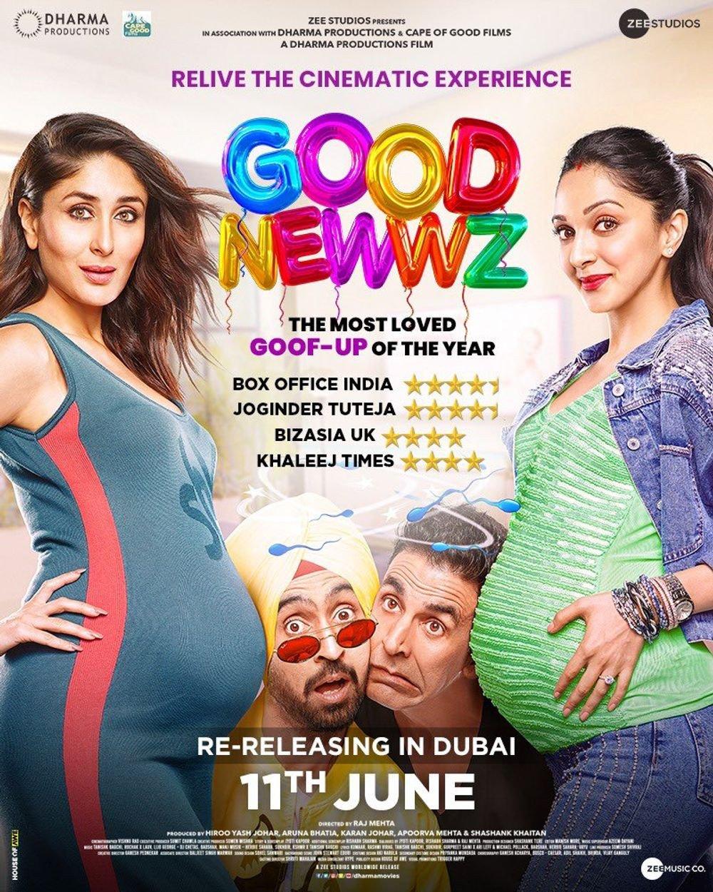 <p>Good Newwz</p>-banner