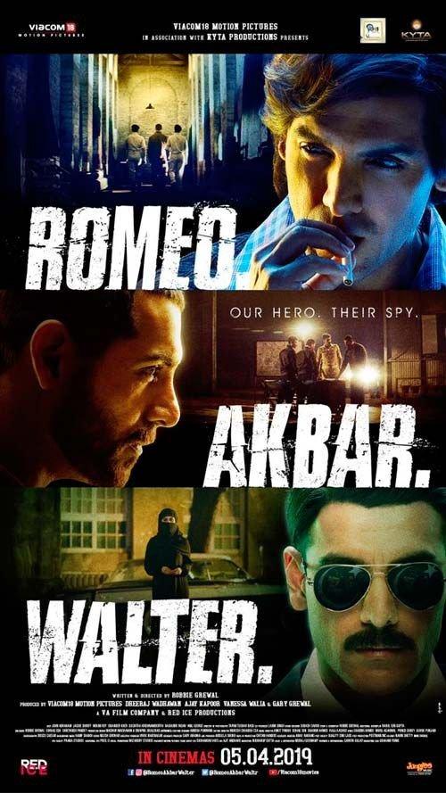 1-<p>Romeo Akbar Walter</p>