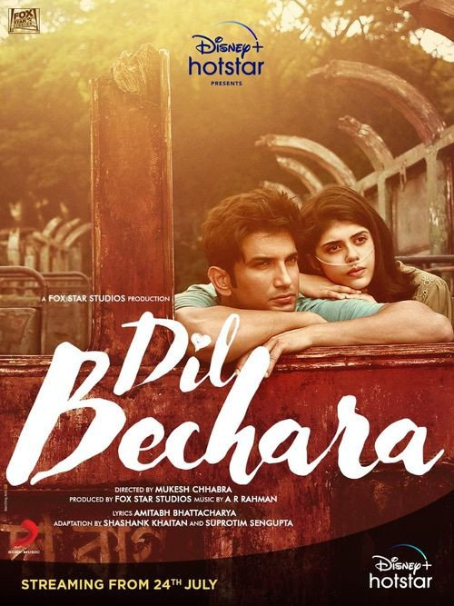 0-<p>Dil Bechara</p>