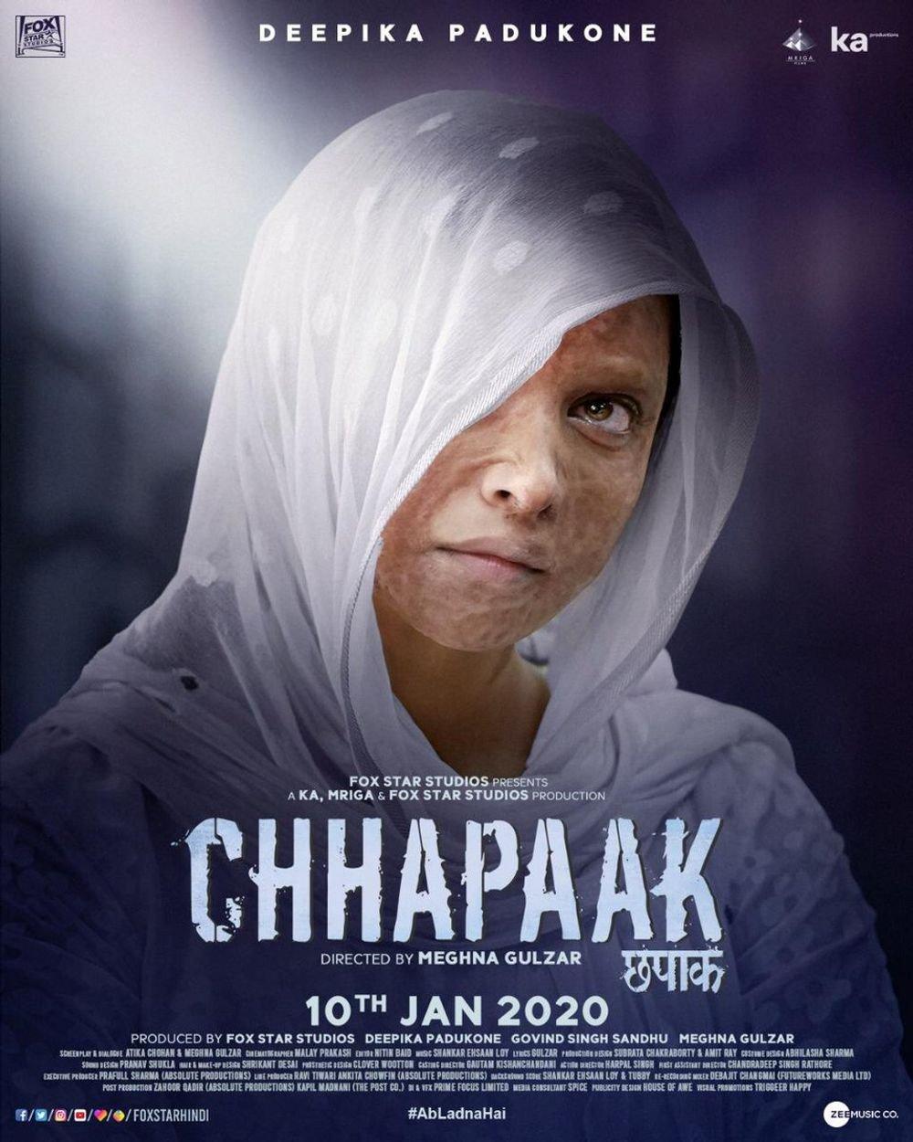 0-<p>Chhapaak</p>