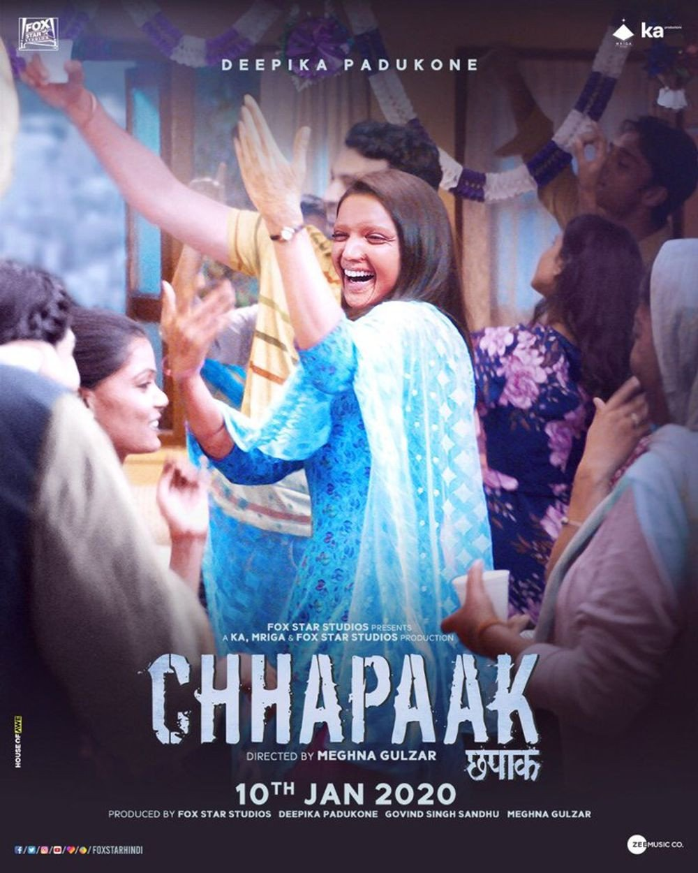 2-<p>Chhapaak</p>