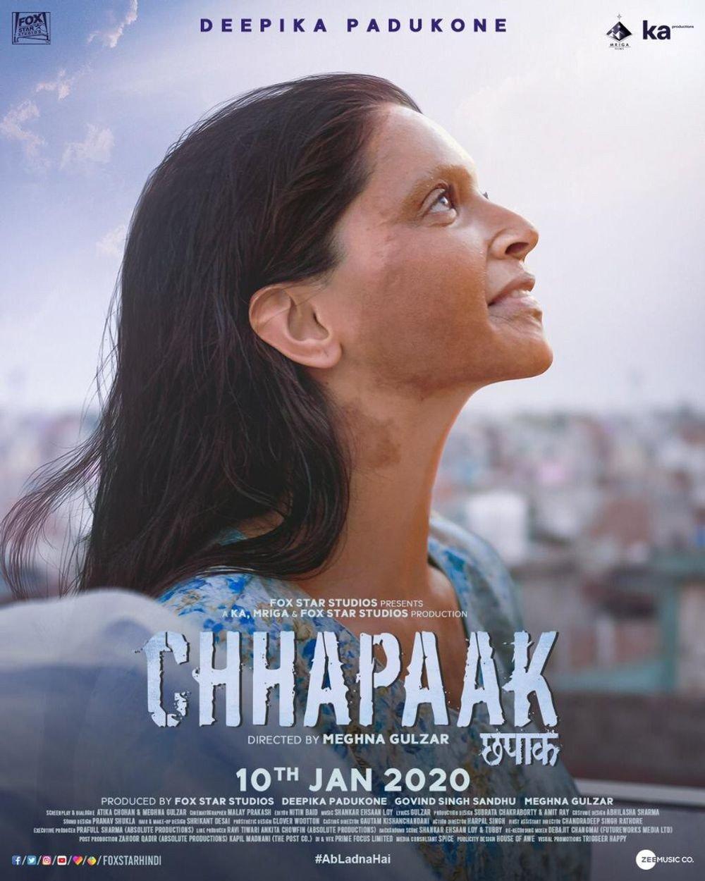3-<p>Chhapaak</p>