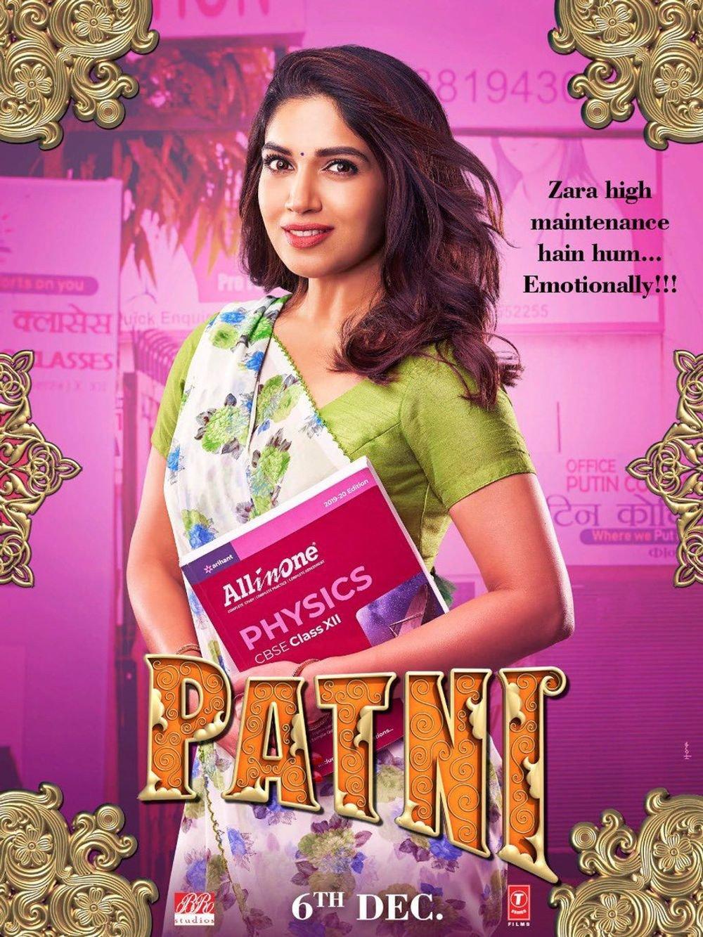 1-<p>Pati Patni Aur Woh</p>