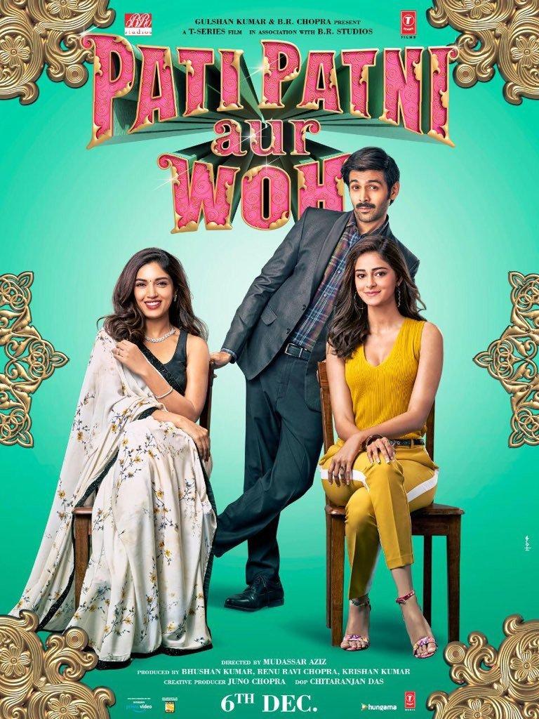 4-<p>Pati Patni Aur Woh</p>