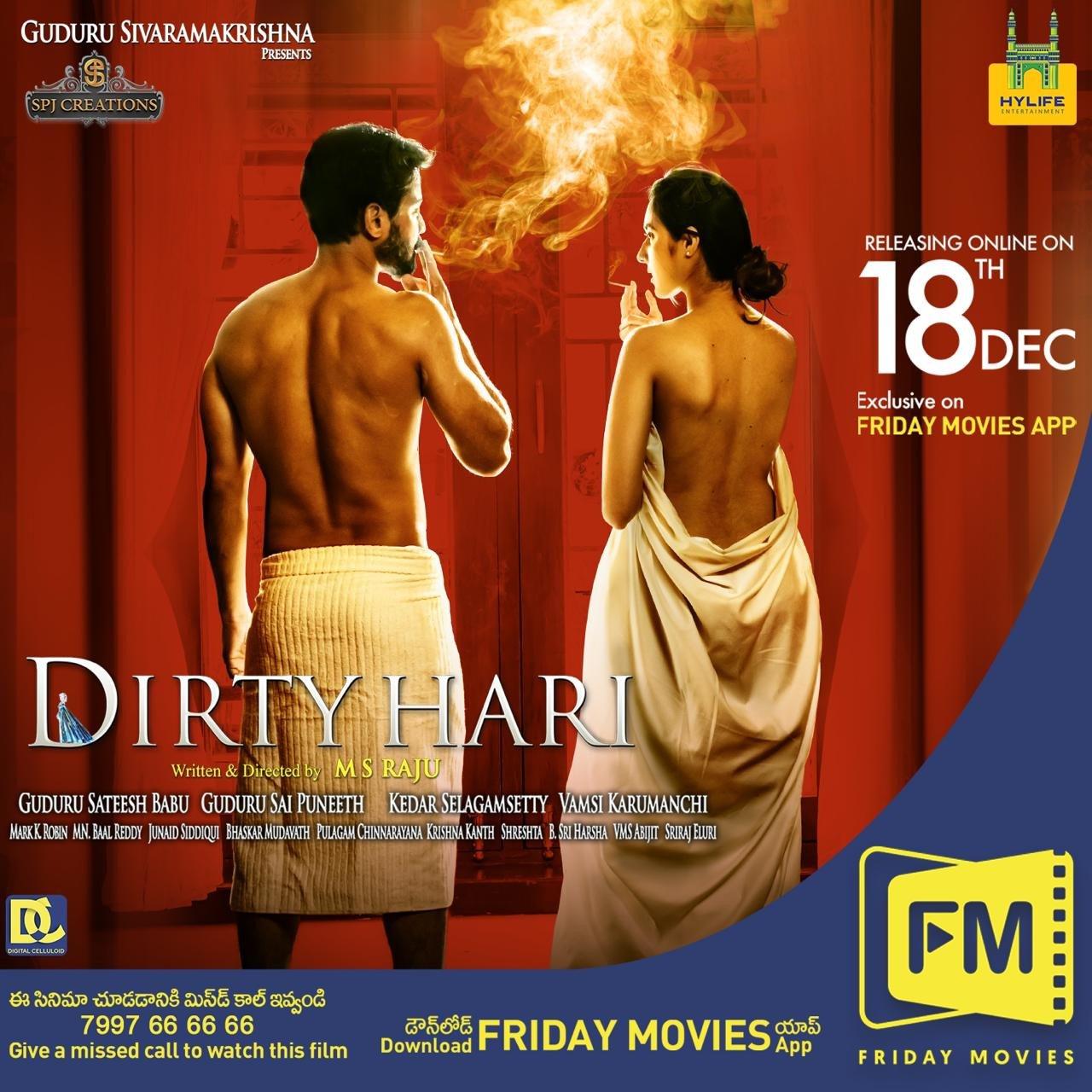 4-<p>Dirty Hari</p>
