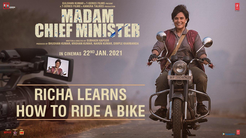 1-<p>Madam Chief Minister</p>
