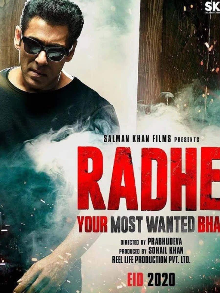 Radhe Review Poster