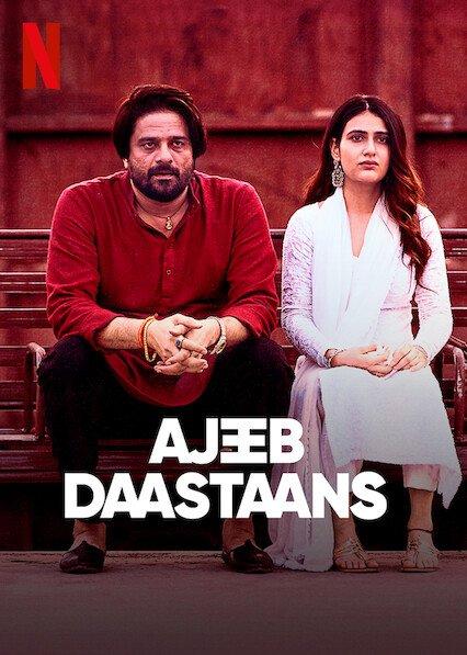 Ajeeb Daastaans Review Poster