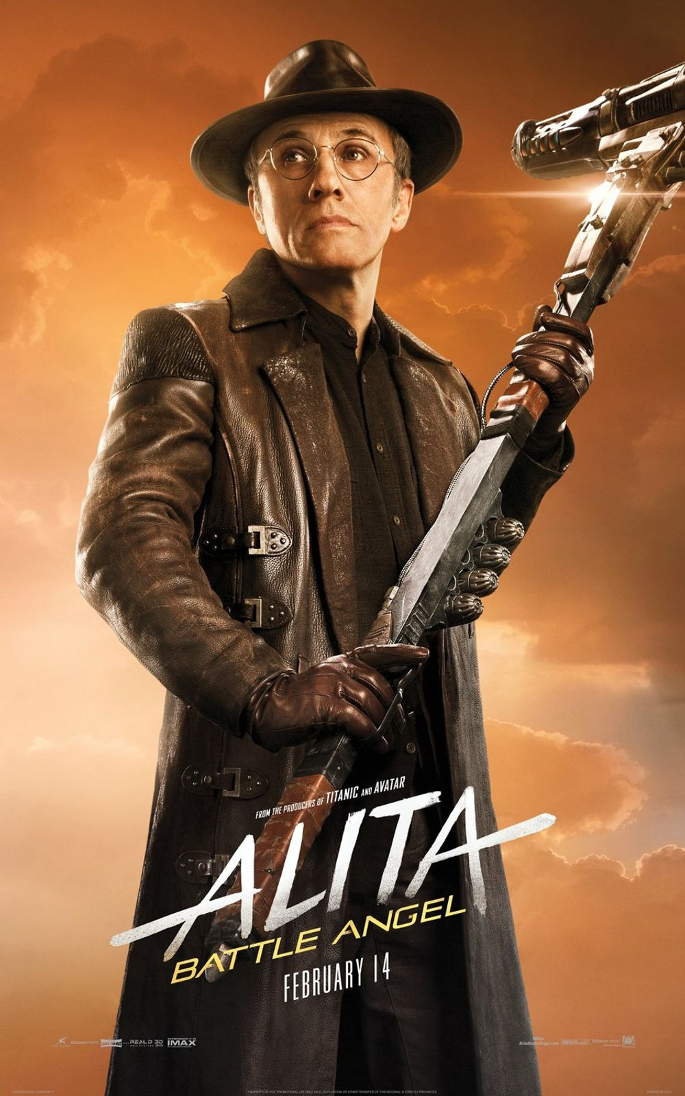 1-Alita: Battle Angel