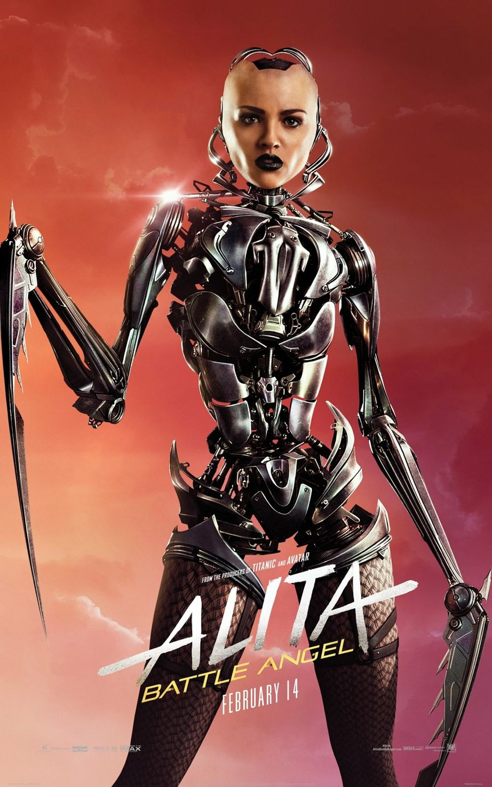 3-Alita: Battle Angel