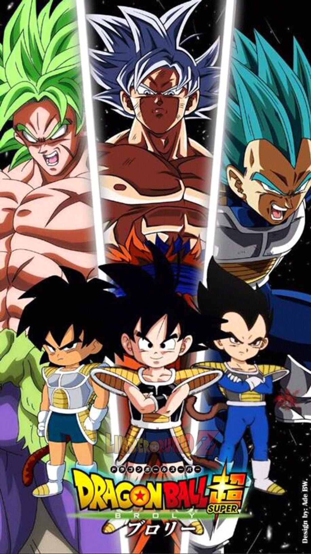 1-Dragon Ball Super: Broly
