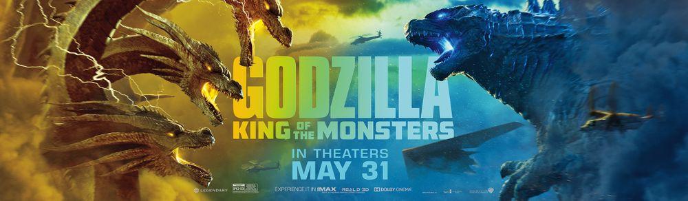 1-Godzilla II: King of the Monsters