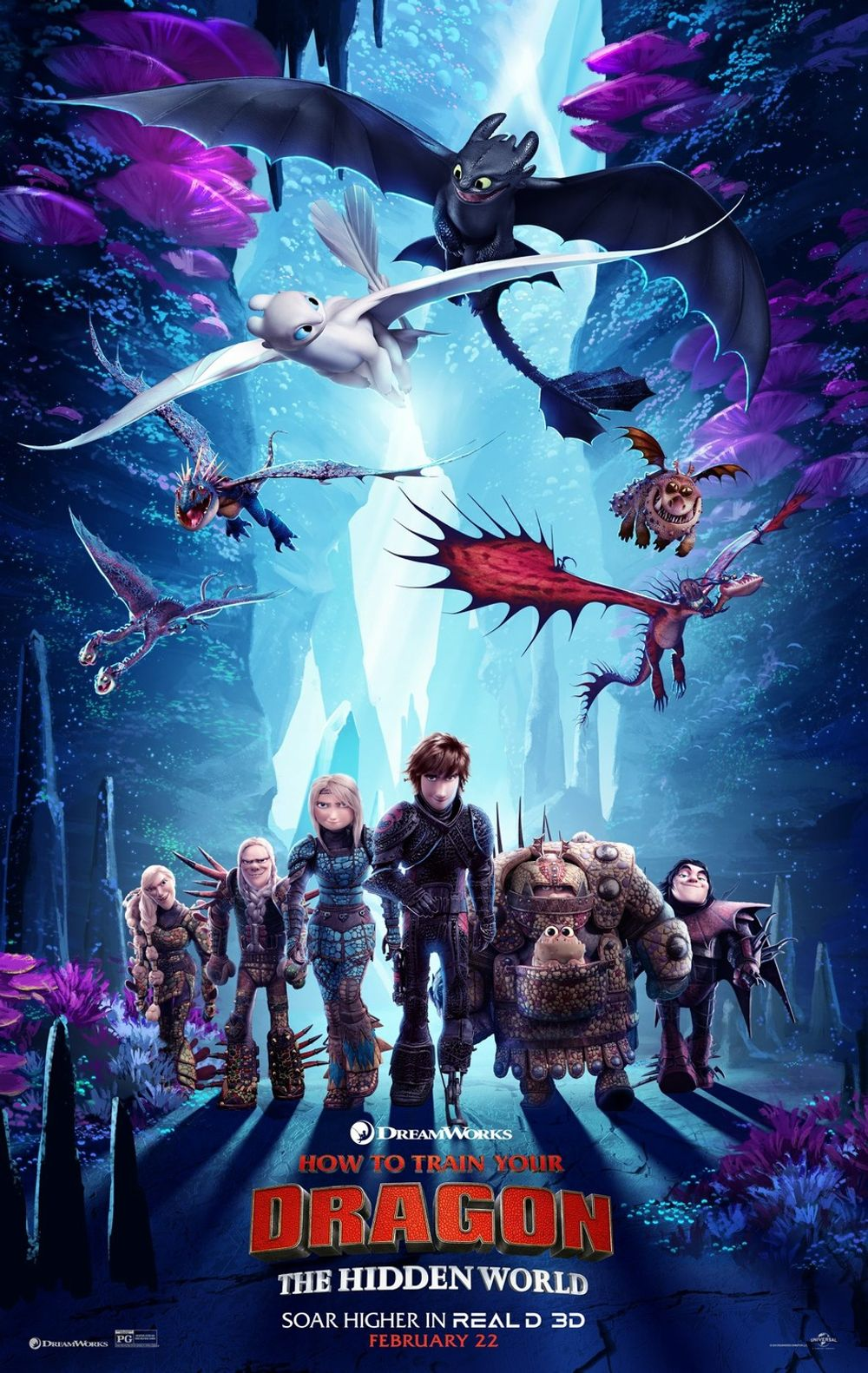 0-How to Train Your Dragon: The Hidden World