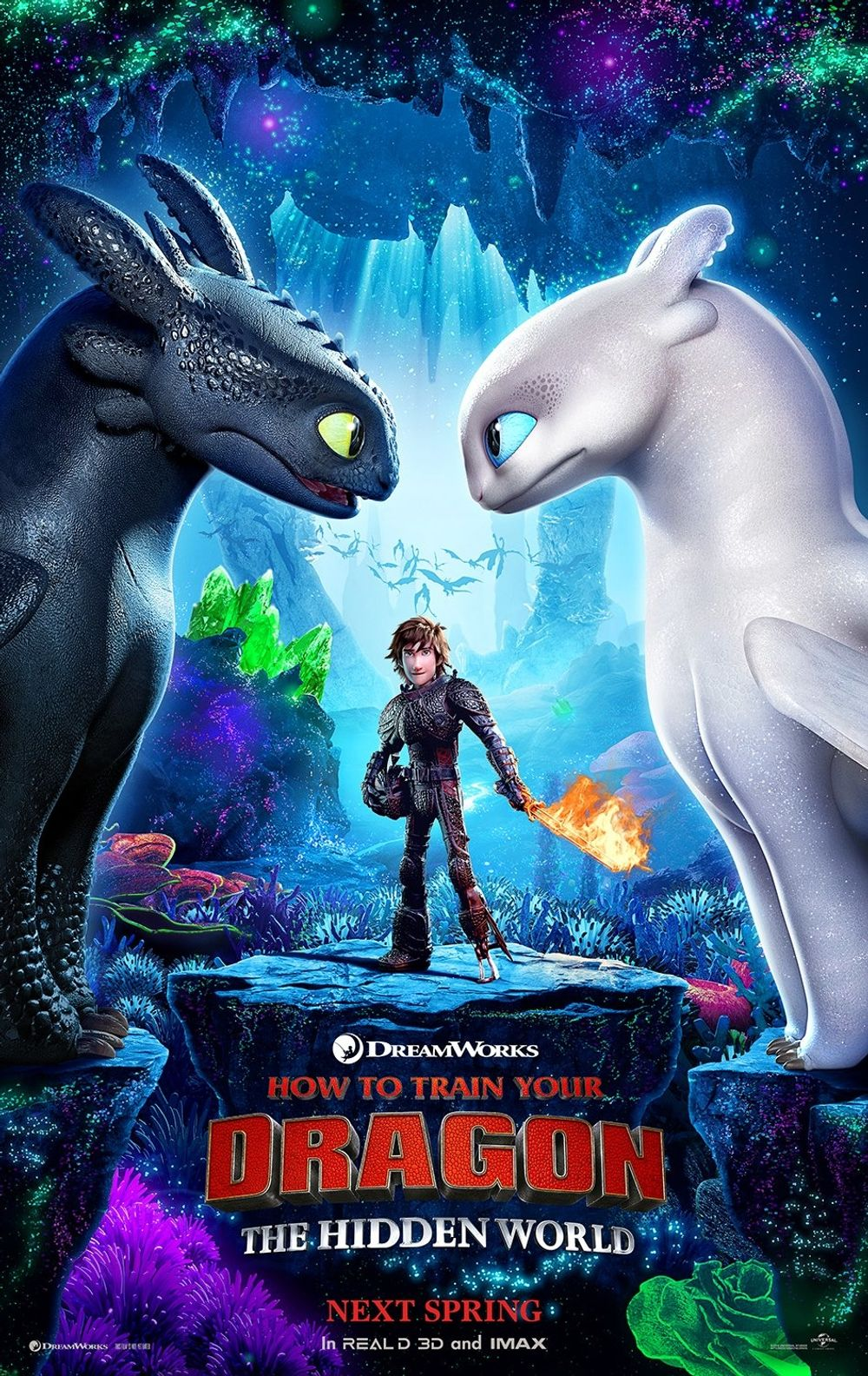 3-How to Train Your Dragon: The Hidden World