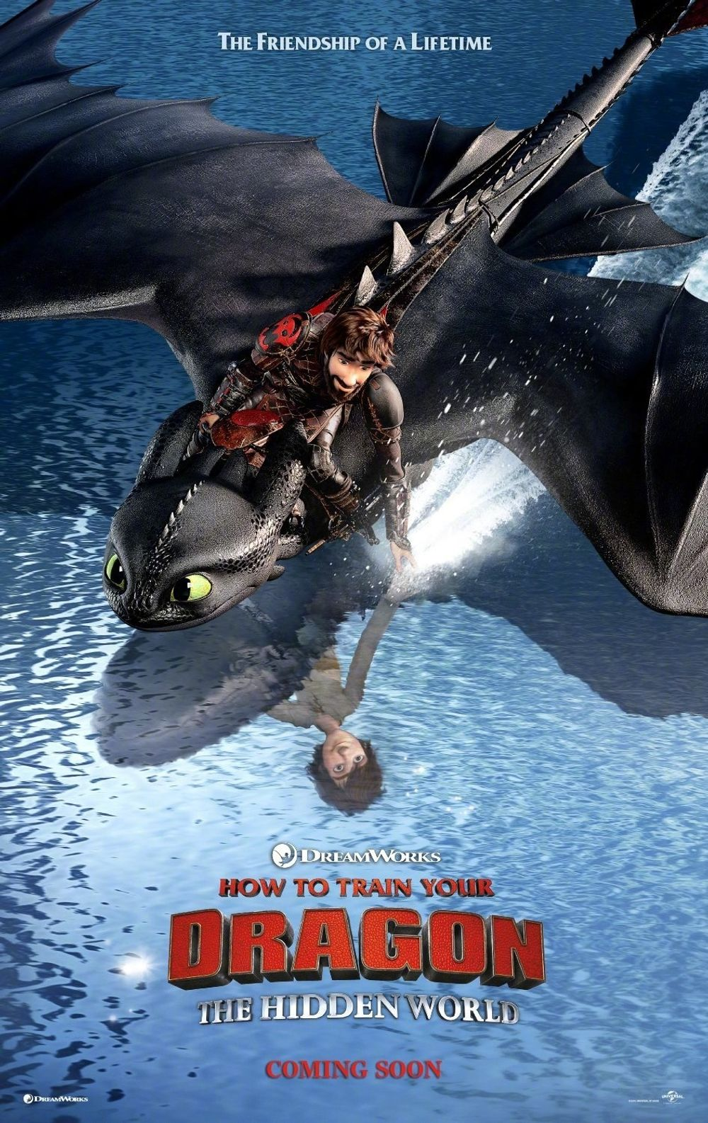 4-How to Train Your Dragon: The Hidden World