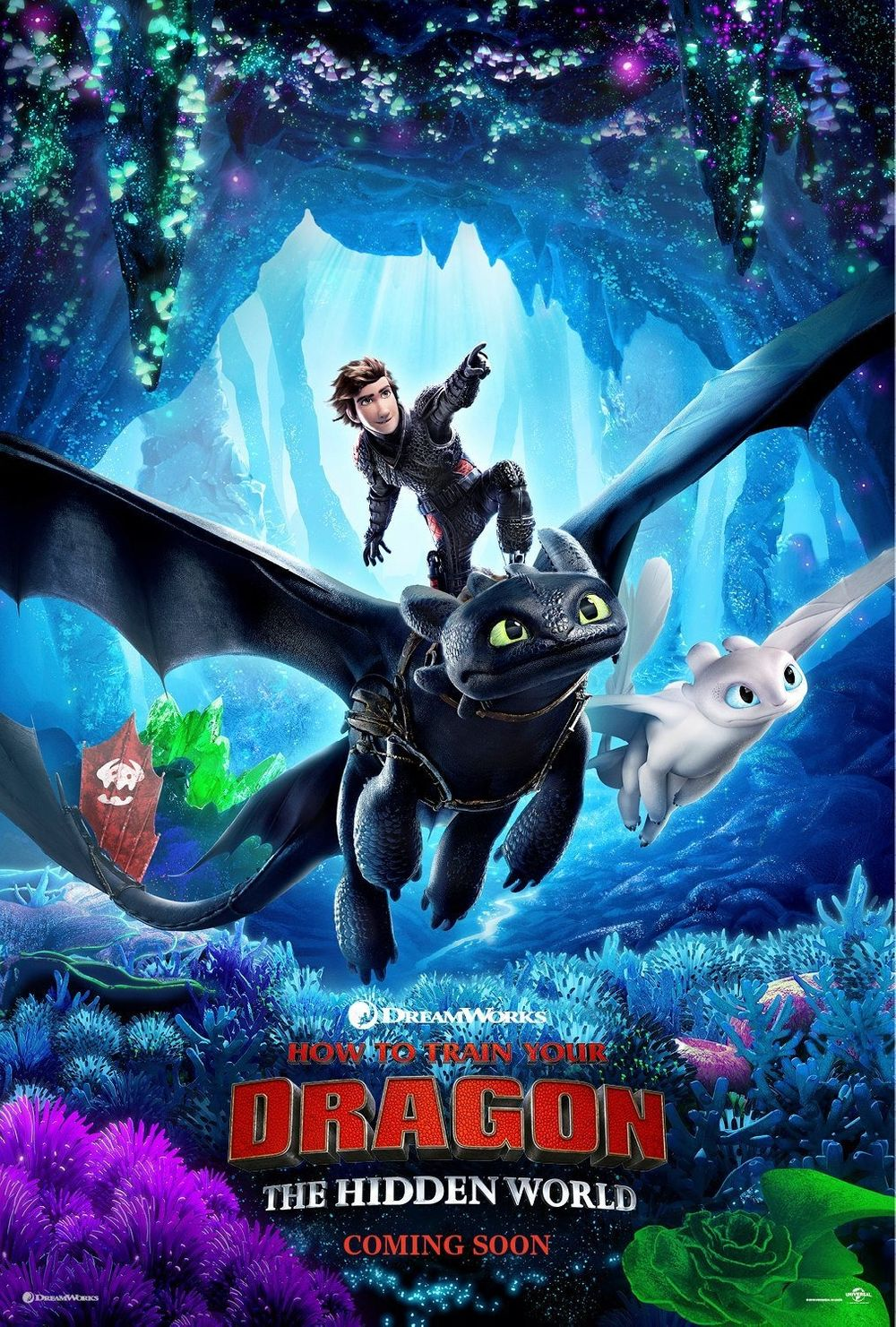 5-How to Train Your Dragon: The Hidden World