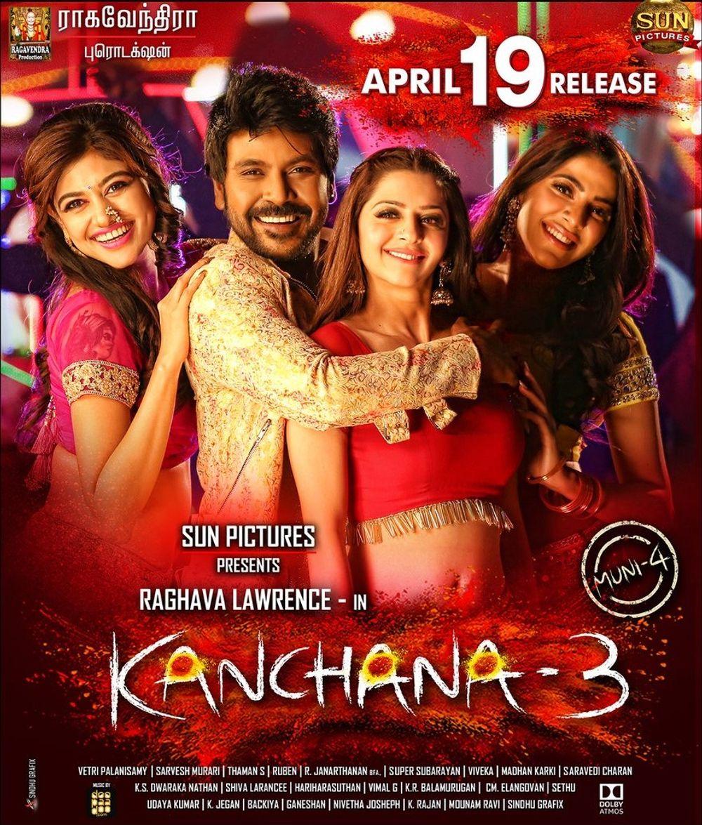 1-Kanchana 3