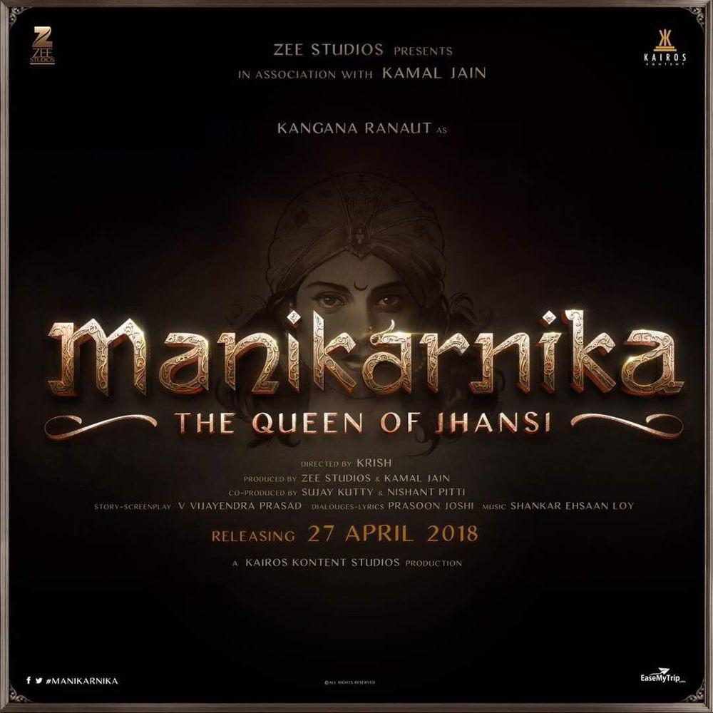 0-Manikarnika - The Queen of Jhansi