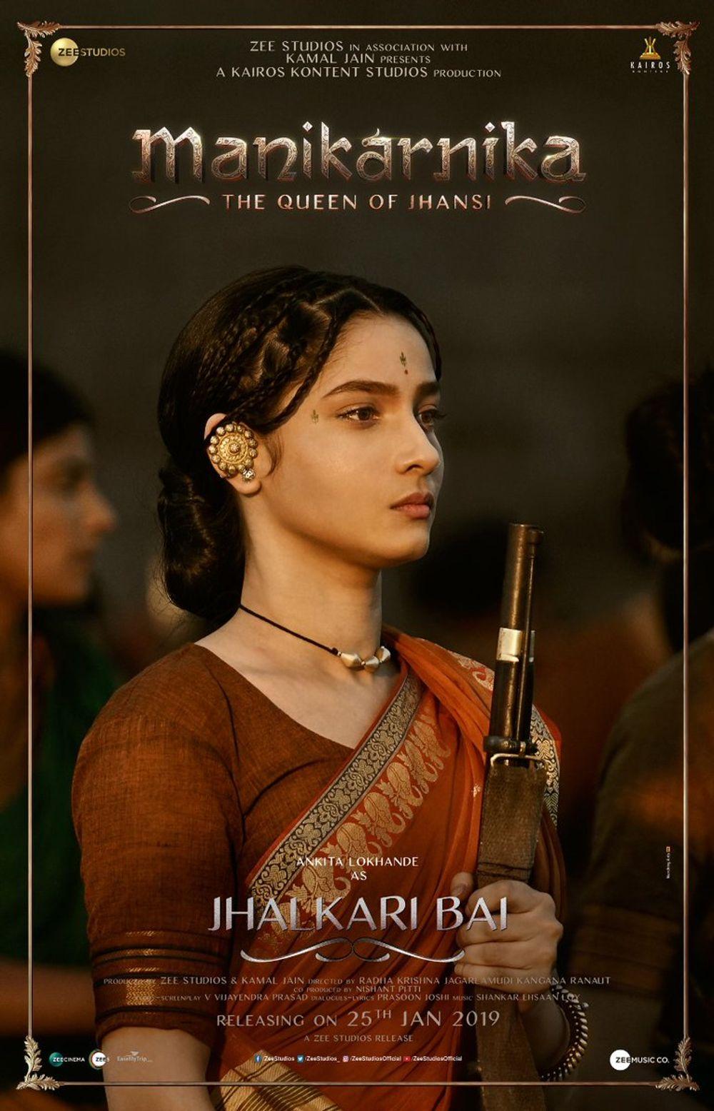 4-Manikarnika - The Queen of Jhansi