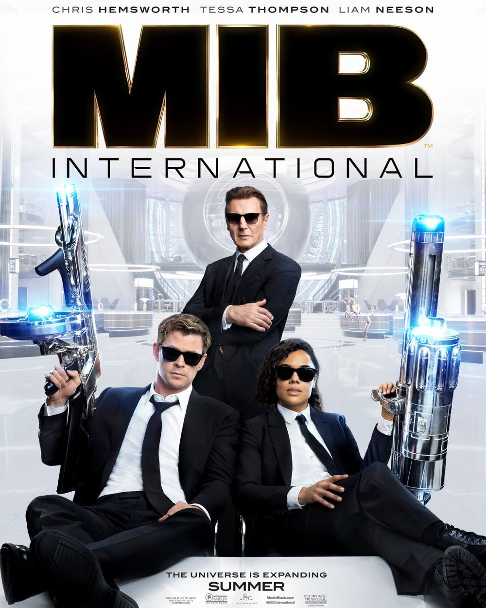3-Men in Black International