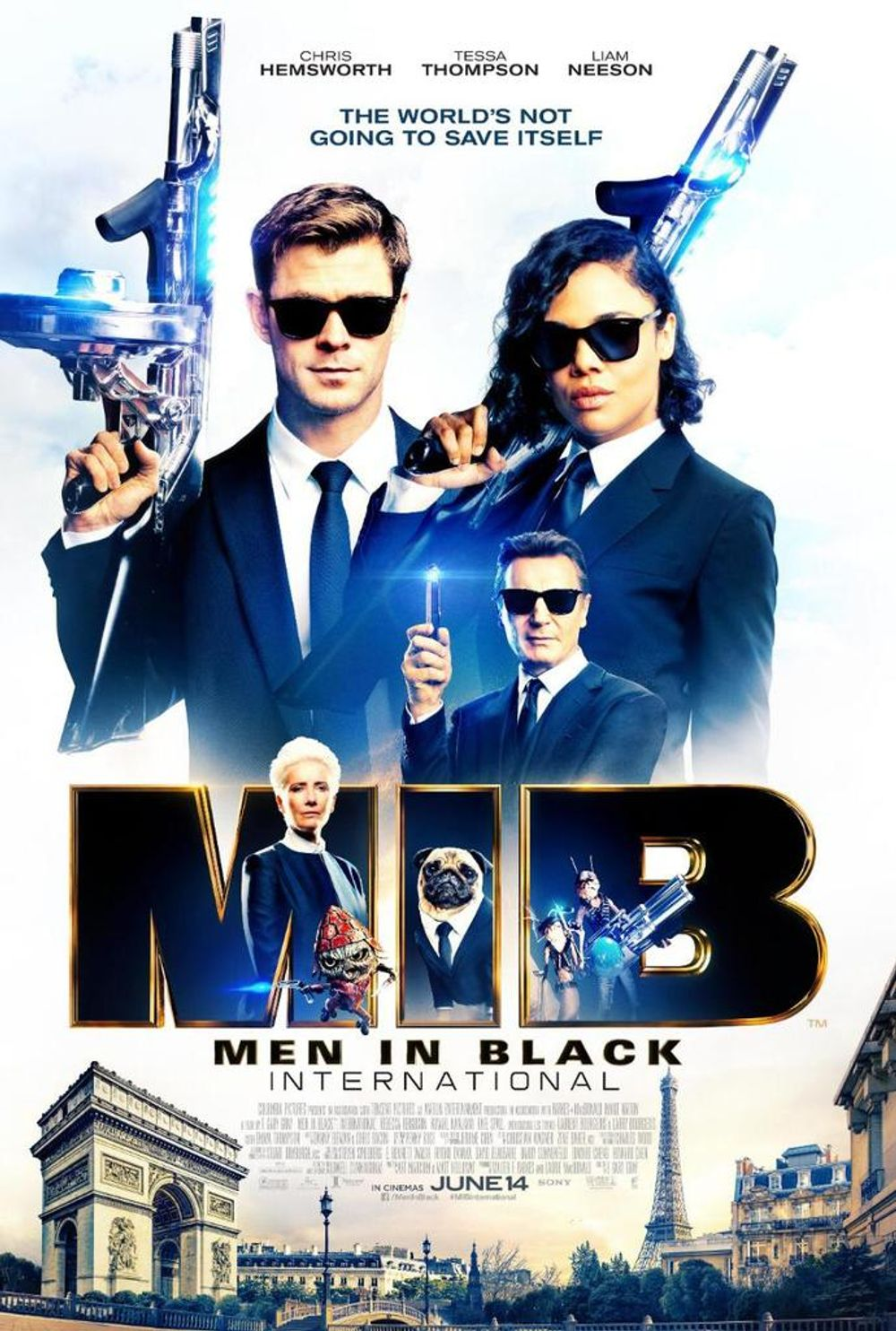 4-Men in Black International