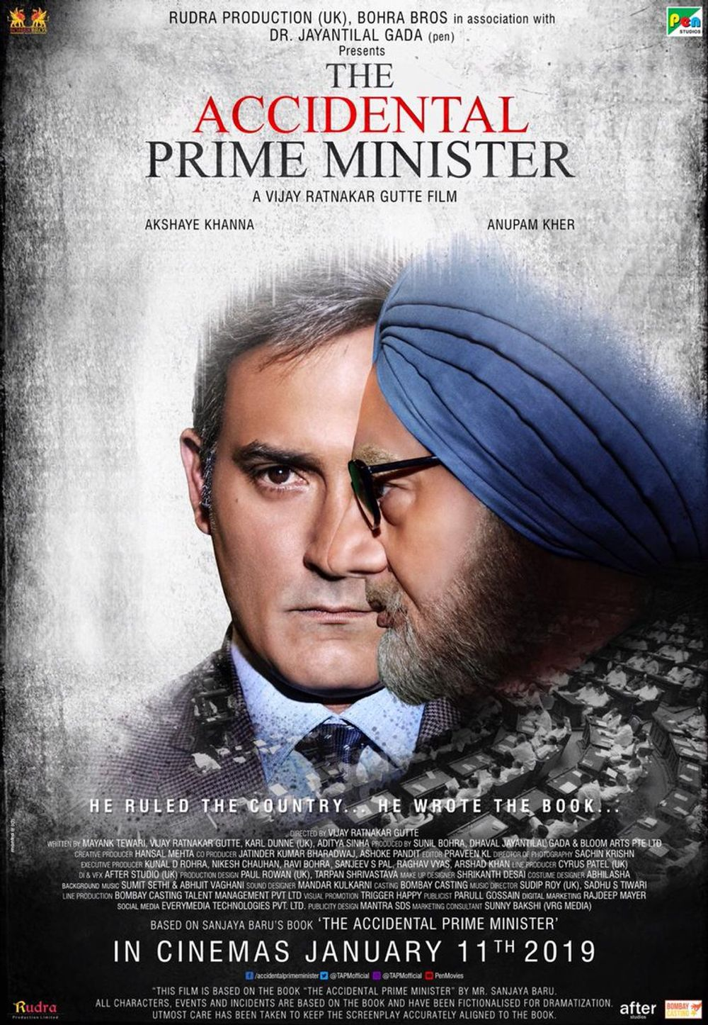 1-The Accidental Prime Minister