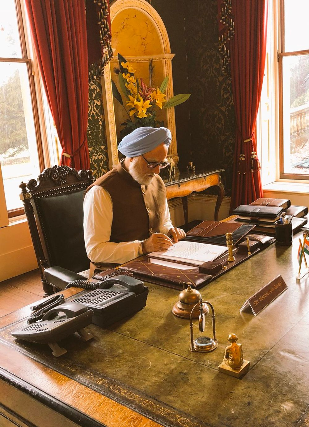 4-The Accidental Prime Minister