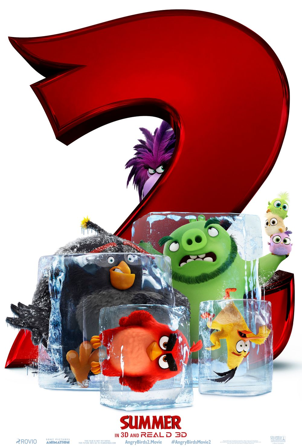 4-The Angry Birds Movie 2