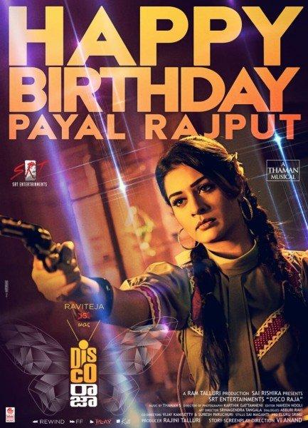 Payal Rajput