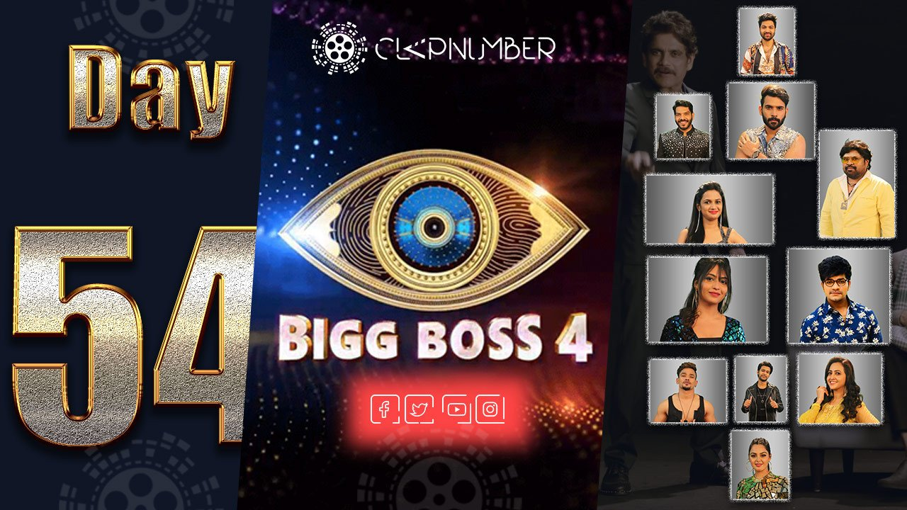 Bigg Boss 4, Day 54, Highlights: Name The Pairs With A Tagline.