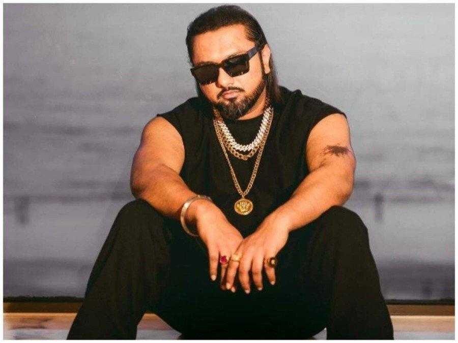 Yo Yo Honey Singh image