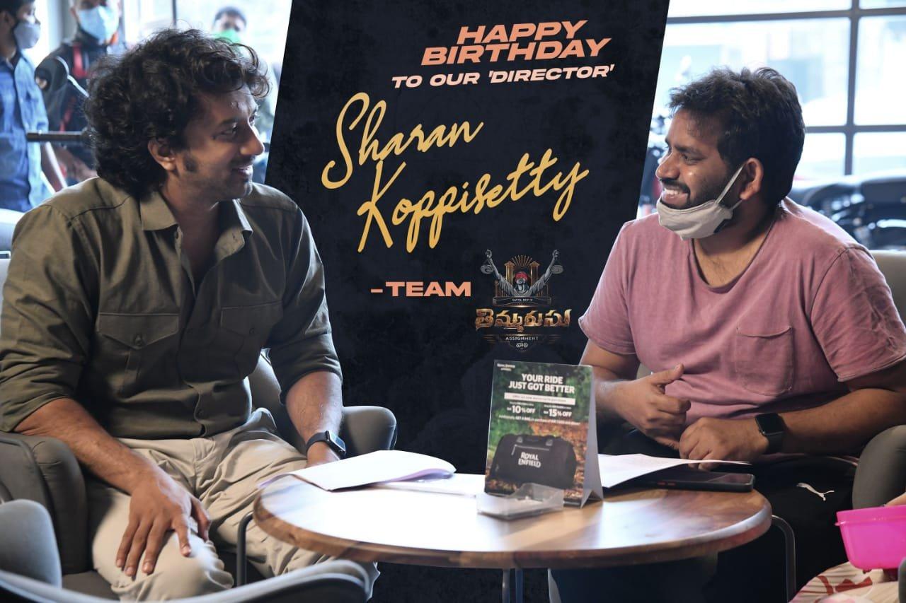 Sharan Koppisetty