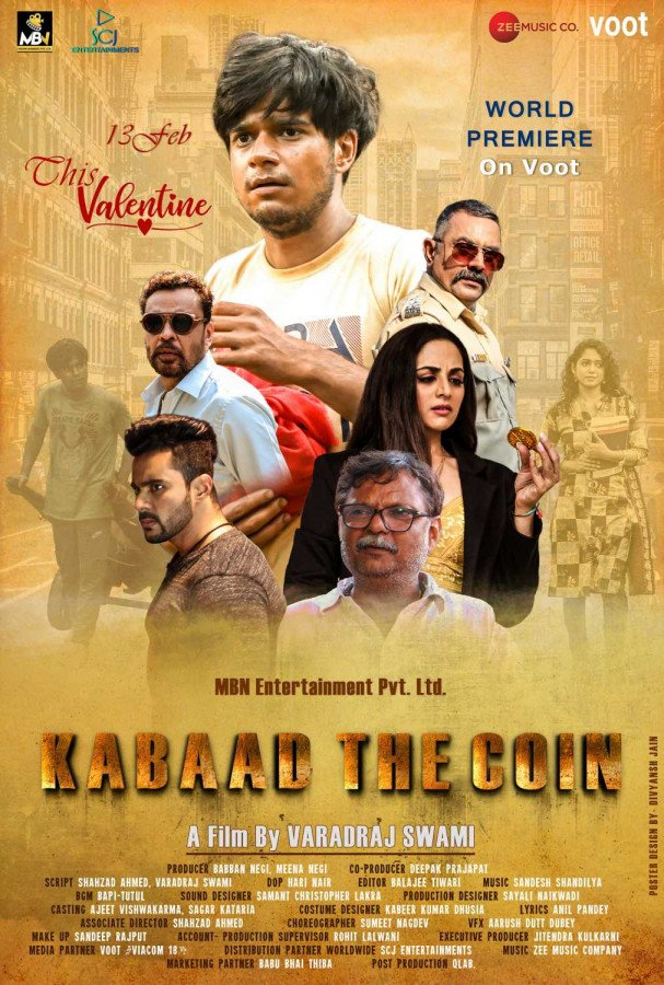 Kabaad The Coin Poster