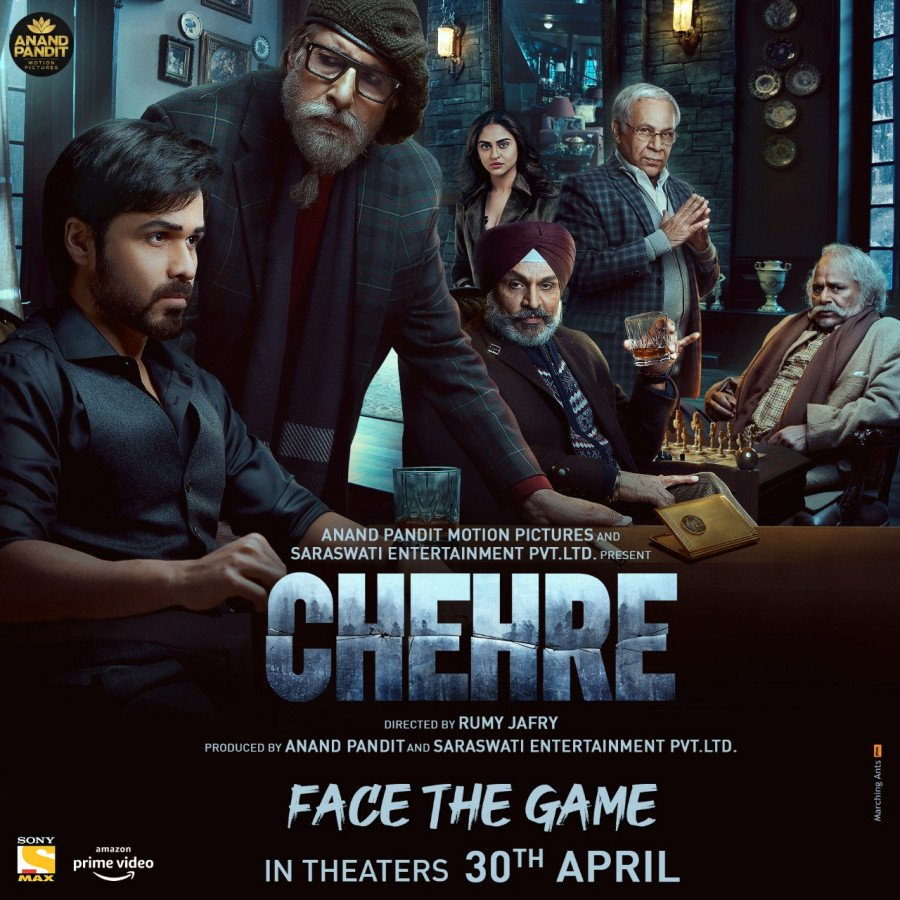 Chehre Poster