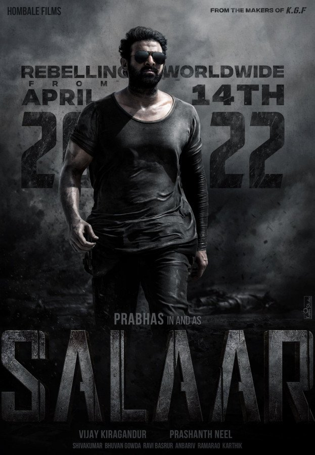 SALAAR Poster