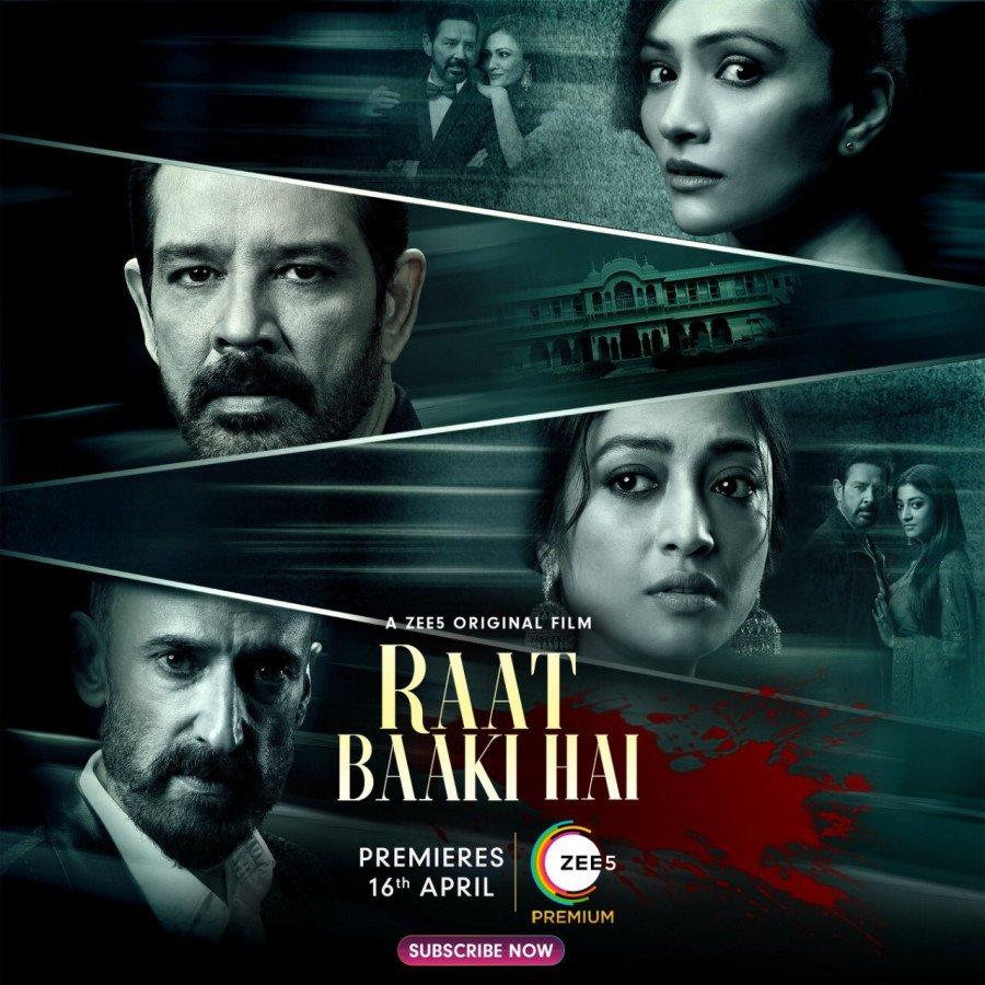 Raat Baaki Hai Poster