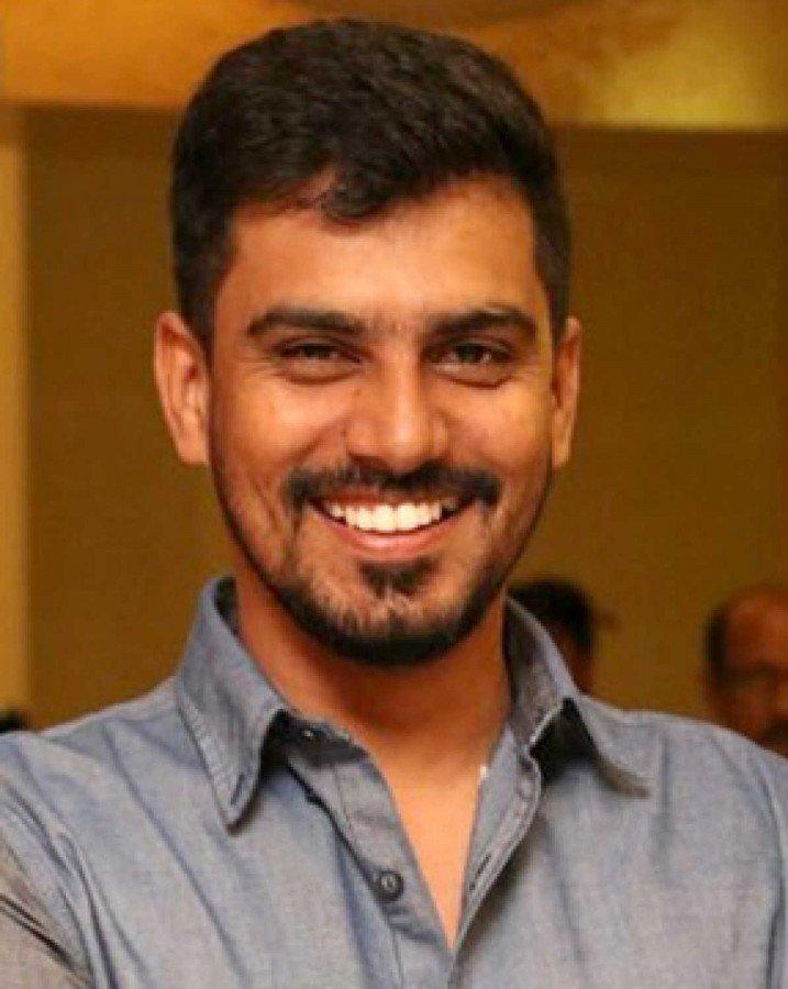 SR Prakash Babu image