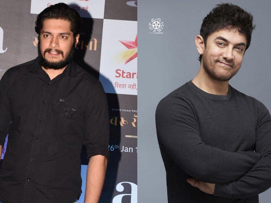 aamir-khans-son-junaid-khans-debut-film-maharaja-shoot-commences-image