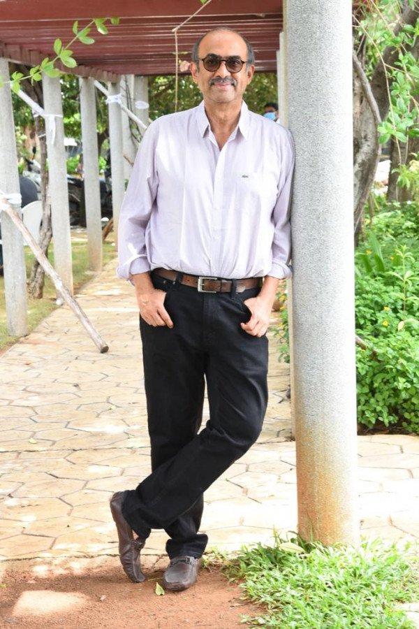 D Suresh Babu