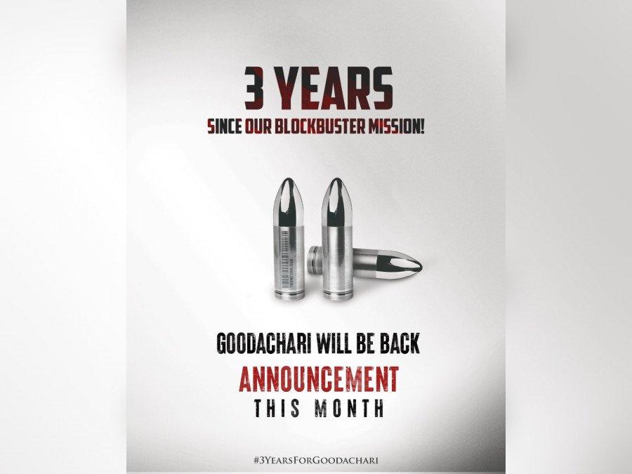 adivi-seshs-goodachari-sequel-announcement-soon-image