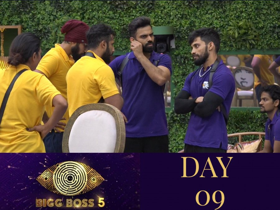 bigg-boss-5-vishwa-and-ravi-turn-on-each-other-as-lobo-gets-injured-in-the-captaincy-contender-task-image